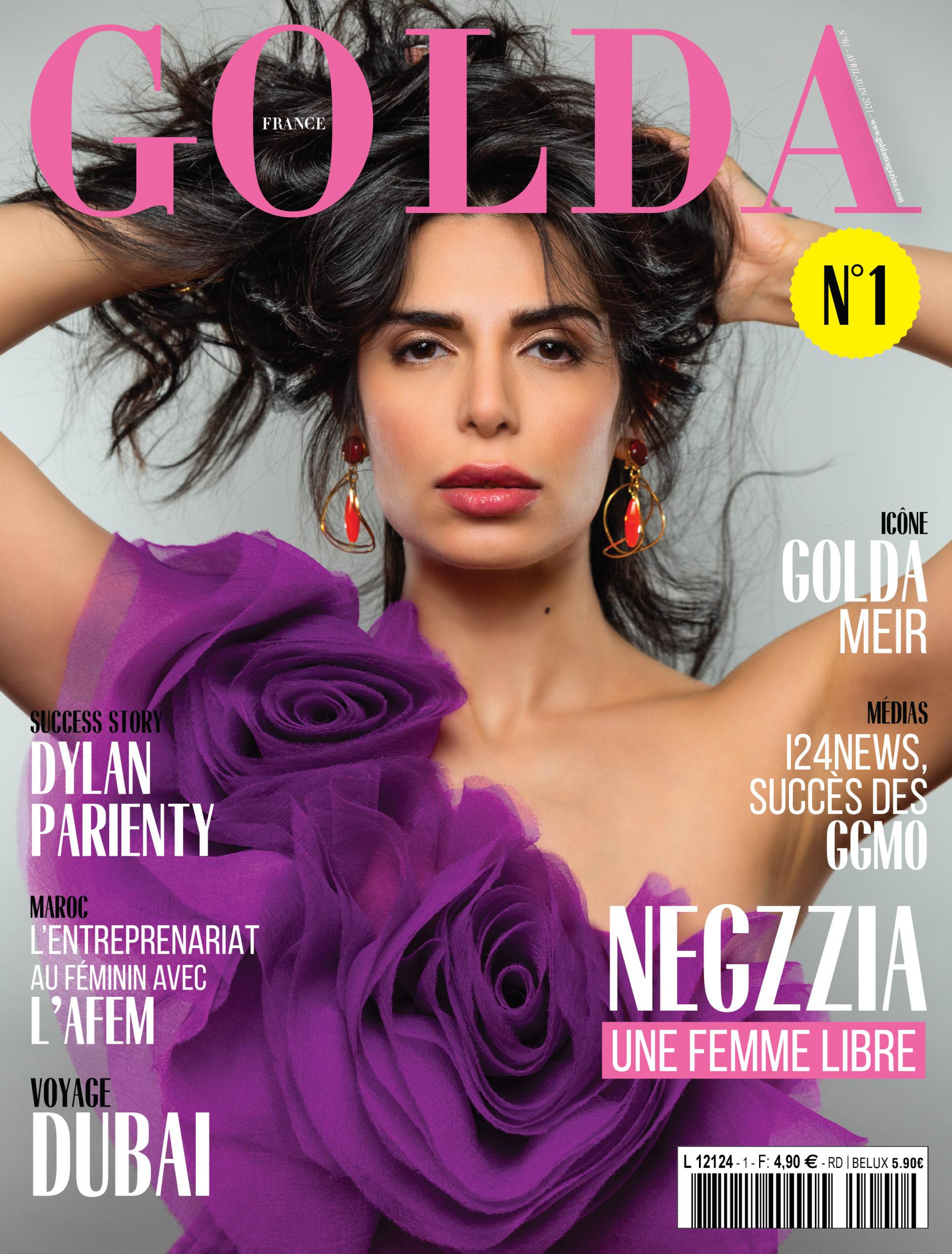 COVER GOLDA 01 FR
