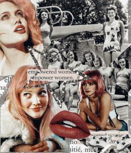 Golda magazine Sara Liscia - Portrait d'une It Girl