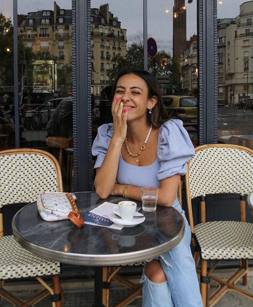 Goldamedia Sara Liscia - Portrait d'une It Girl